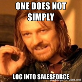 Why do I have so many Salesforce logins?