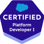 Certified Platform Developer 1